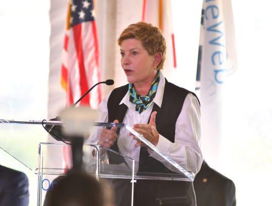 Lynda Weatherman, Pres. And CEO, EDC of Florida's Space Coast