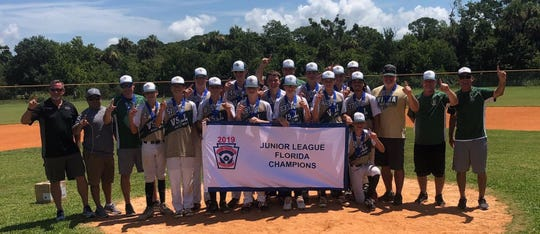 Follow Viera Suntree baseball team in Junior Little League World Series