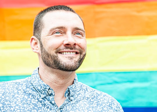 Last year, First Capital PRIDE Coalition President Daniel Mathuews told the Gazette he feels that it is his duty to represent the local LGBTQ residents of the area and to try and help those who are afraid and do not feel that they have a voice.
