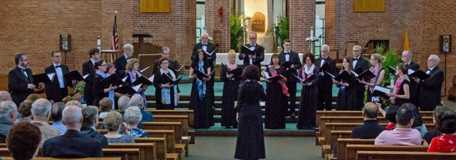 Singers are wanted by the Caritas Chamber Chorale to audition for its 2019-2020 season.