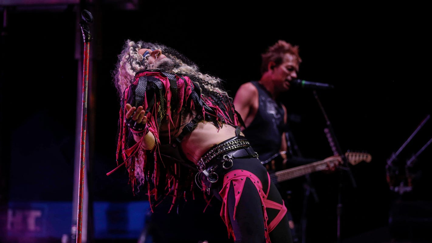 Hairball, '80s tribute band, set to perform at Iowa State Fair Grandstand