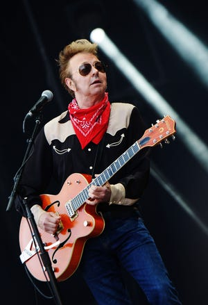 Brian Setzer and his 19-piece Orchestra will perform at the Fox Theatre on Nov. 17.