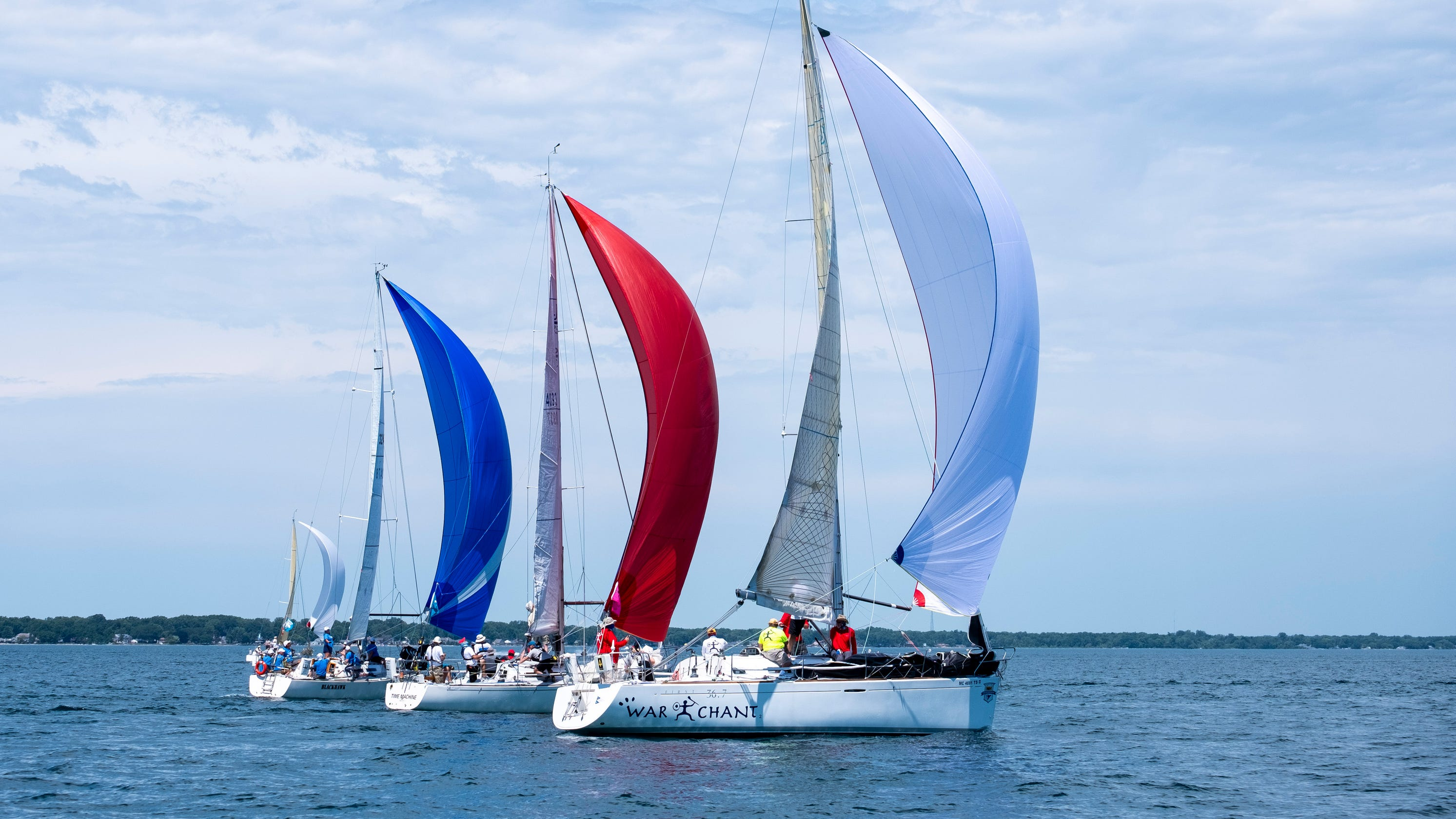 Chicago to Mackinac race canceled for first time since just after World War I