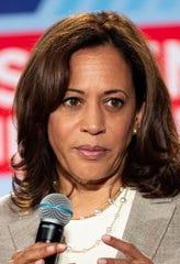 U.S. Sen. Kamala Harris, D-Calif.