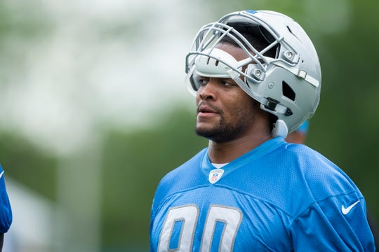 New Lions defensive end Trey Flowers  will begin training camp on the physically unable to perform list.