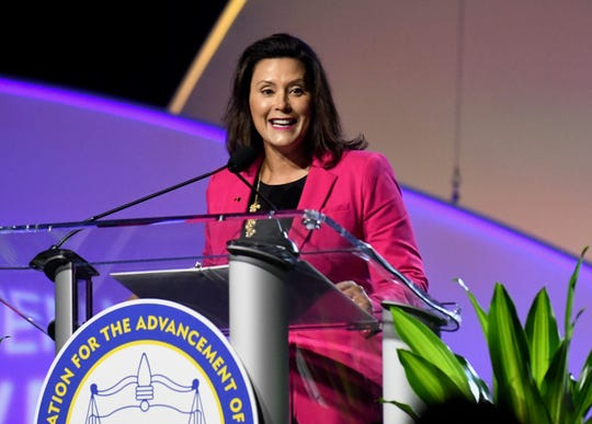 Michigan Gov. Gretchen Whitmer has abused the power of the State Administrative Board, says Sen. Horn.