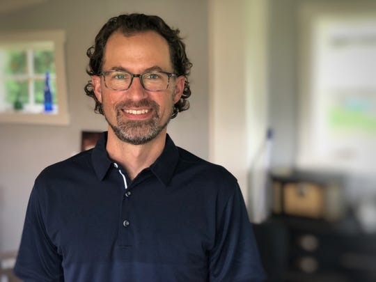 The Rev. Bryan Berghoef, a Democrat from Holland, is running for Congress in the 2nd District.