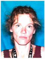 Tina L Cabanaw is seen in an undated photo provided by the Steuben County , Indiana, Sheriff's Department.