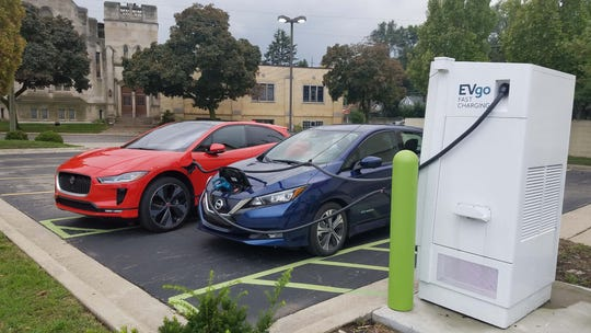A used electric vehicle will provide cost savings because, in addition to a cheaper price tag, EVs have lower fuel, maintenance and repair costs, Griffith says.