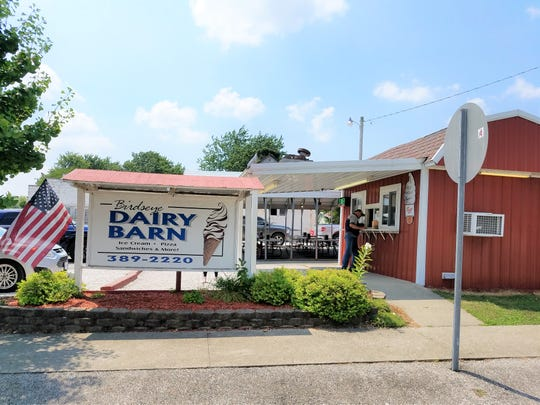 The Dairy Barn in Birdseye, Ind. is a favorite with customers from Crawford and Dubois Counties.
