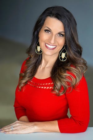 Kim Galske competed to be Mrs. United States in Las Vegas in August 2019 with a platform of helping veterans.