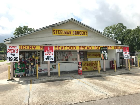 Steelman Grocery, a decades-old grocery store in Hattiesburg, was the scene of an armed robbery and homicide on Saturday, July 20, 2019.
