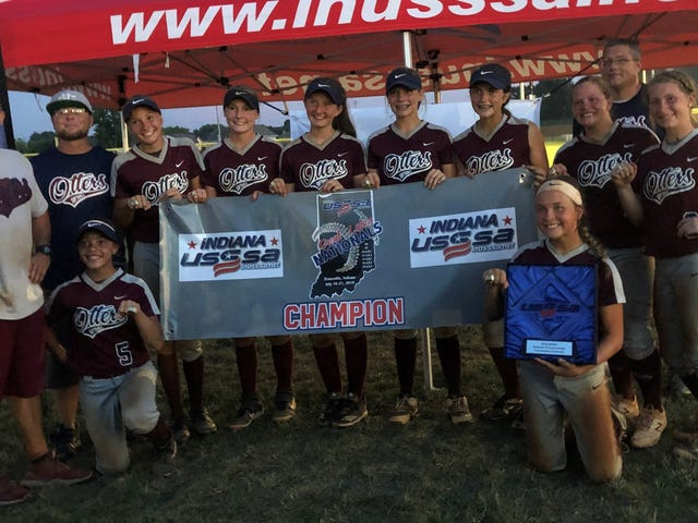 Henderson-based Lady Otters win Indiana Great Lakes