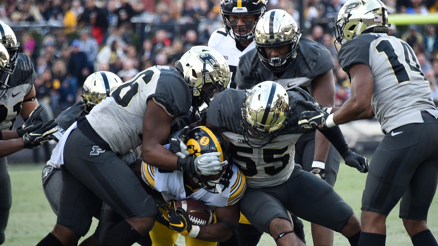 Leistikow: How Iowa can solve its horrible recent history against Big Ten West's elite