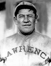 The great Jim Thorpe also played professional baseball and won Olympic gold medals in the pentathlon and decathlon.