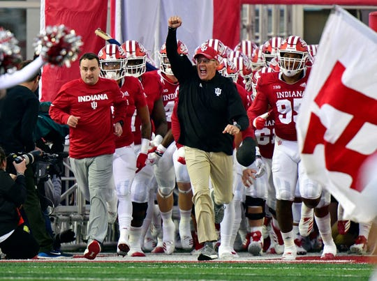 Tom Allen has put together back-to-back recruiting classes ranked inside the nation's top 50.
