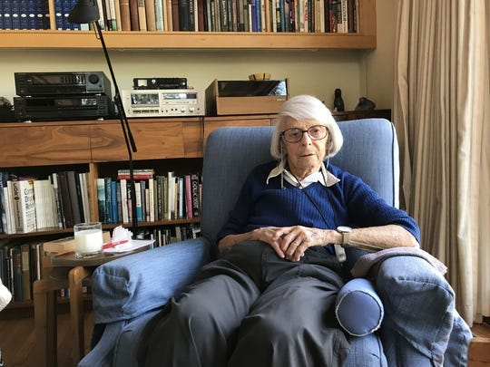 Groundbreaking Oak Ridge scientist Liane Russell has died at age 95, according to the Tennessee Citizens for Wilderness Planning, for which she published newsletters from her home.