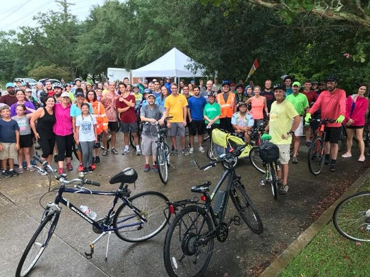 Bike Lafayette and Forward Lafayette present the fourth annual Mickey Shunick Memorial Loop ride Thursday, July 25.