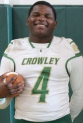Rodney Goodley of Crowley