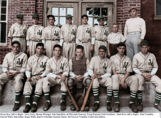 The Vermontville 1949 baseball team is part of the class heading into the Greater Lansing Sports Hall of Fame.