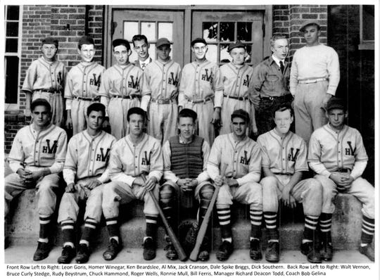 The 1948 Vermontville baseball team is part of the latest class heading into the Greater Lansing Sports Hall of Fame.