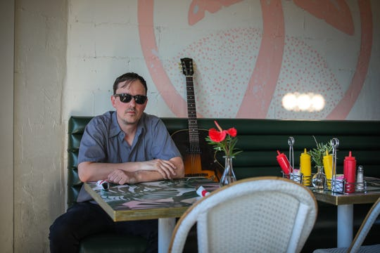 Memphis guitar ace Joe Restivo will play a brunch set at Lafayette's Music Room on Sunday.