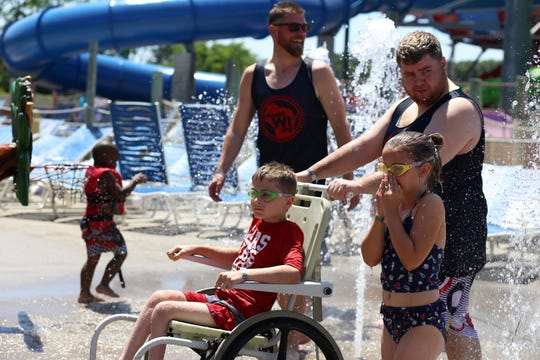 Assist WI has a dedicated group of volunteers who help people with disabilities enjoy the attractions at Wisconsin Dells.