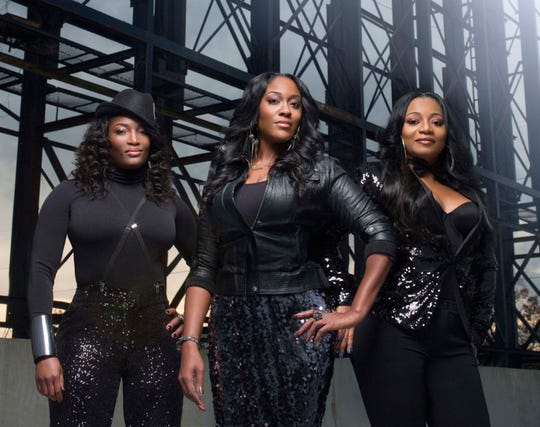 SWV (Sisters With Voices) performs Aug. 3 at Black Arts Fest MKE.
