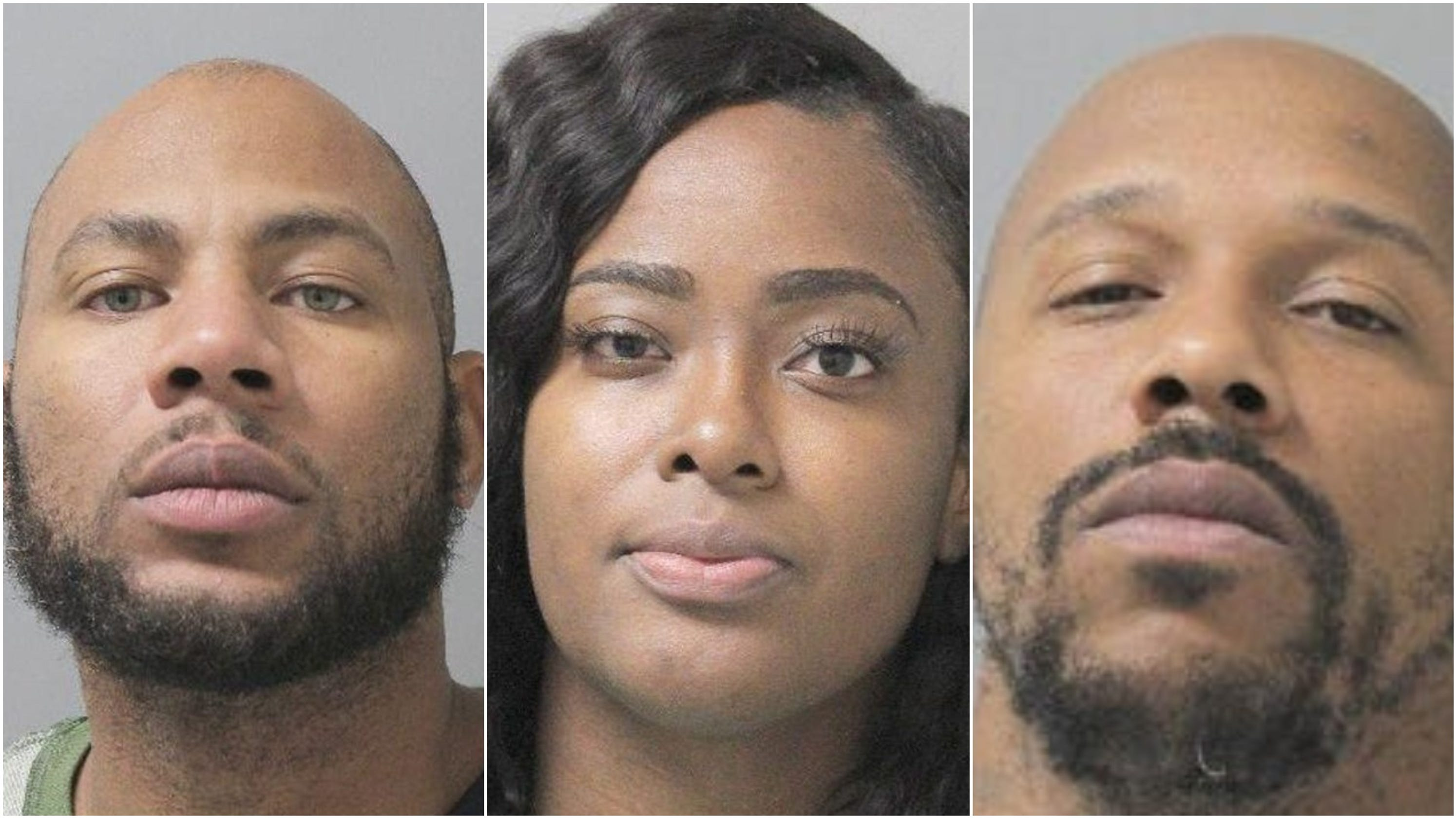 3 convicted of drug trafficking in 2017 Garden District meth bust
