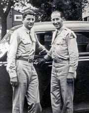 Louis, left, and Philip Stern started Stern Brothers in Montgomery after serving in World War II.