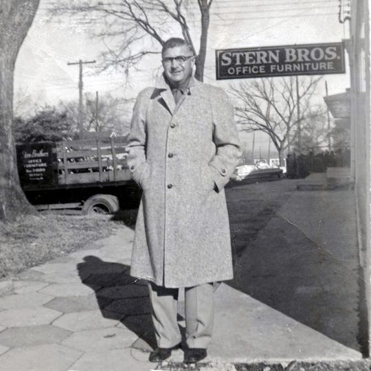 "Louis ""Libo"" Stern was a prominent face in the community for decades."
