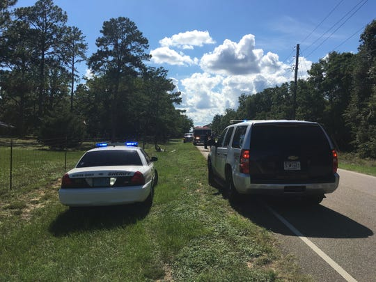 One dead, one injured in fatal accident near Posey's Crossroads