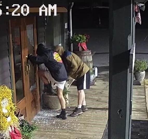 WCSO Investigating Market Burglary