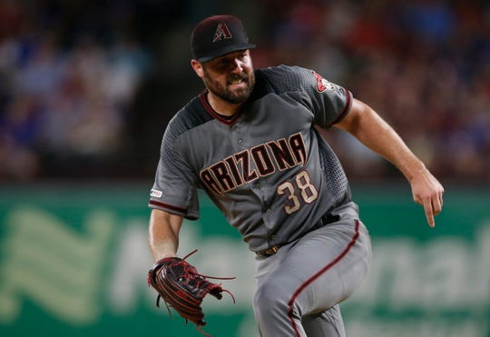 Could Arizona Diamondbacks starting pitcher Robbie Ray be traded to the Philadelphia Phillies or New York Yankees before the 2019 MLB trade deadline?