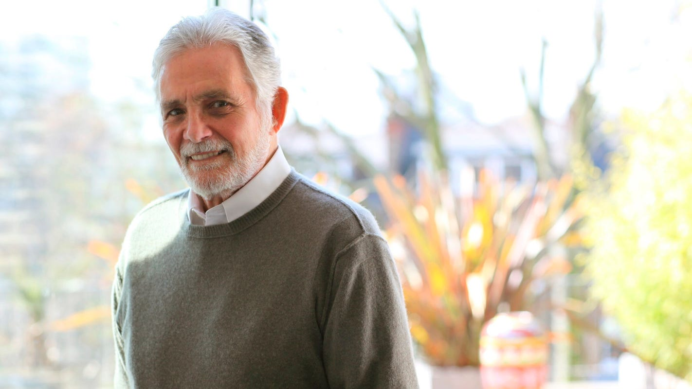 Actor David Hedison, whose career covered both TV and films