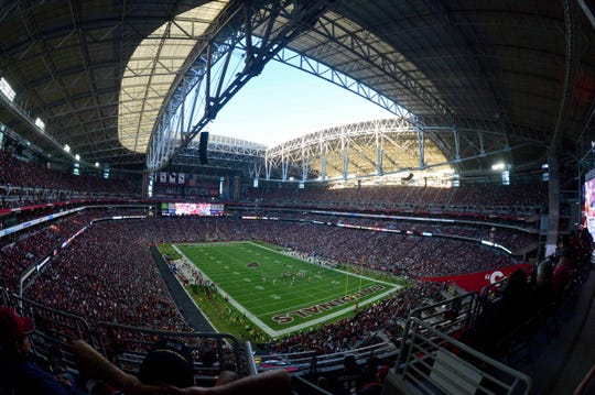 26 NFL franchises, including the Arizona Cardinals, made Forbes' list of the 50 most valuable sports teams in the world.
