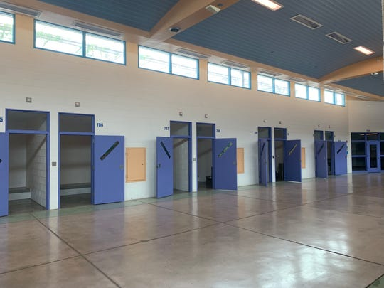 An unused portion of a juvenile detention center will begin housing migrant families on Aug. 6 as part of an approved deal between Pima County and Catholic Community Services in Tucson.