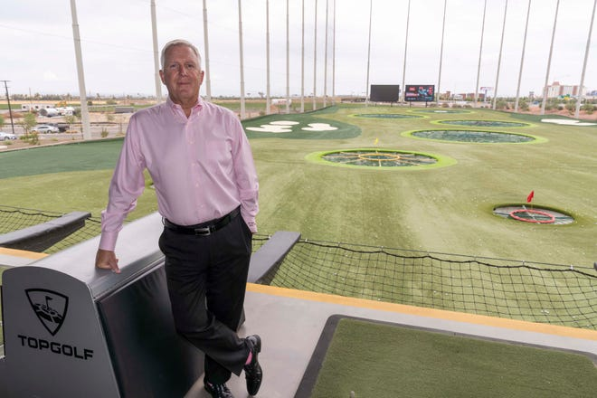 SinceCity Manager Kevin Phelps was appointed in 2015, Glendale has negotiated several land deals confidentially, including the sale of propertiesnear Loop 101to BMW and Topgolf.