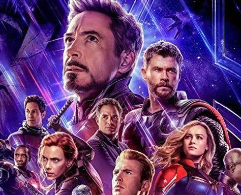 Los Avengers marcaron corazones en la pantalla grande gracias a la profunda humanidad de mostraron desde el vanidoso Tony Stark hasta el incontenible Hulk.