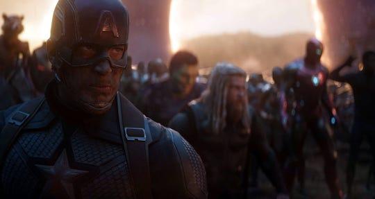 Avengers: Endgame recaudó 357,115,007 millones de dólares el primer fin de semana.