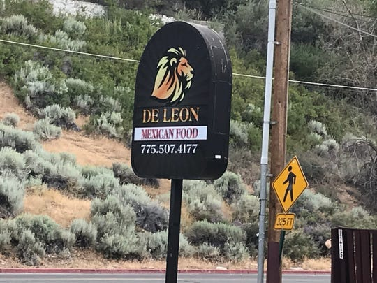 De Leon Mexican Food is replacing the closed Peluso's Apizza on California Avenue.
