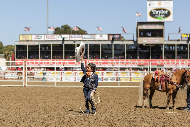 Thousands of people attended the 109 California Rodeo Salinas July 20, 2019.