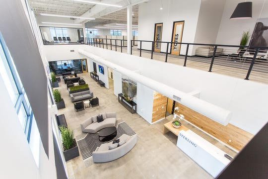Sterling, a technology company, has purchased and renovated a significant portion of the former Gateway Complex in North Sioux City.