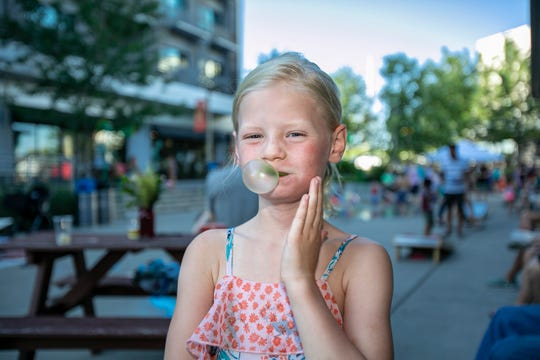 This month's Parties in the Park at Farmers Park is Aug. 29. You'll find fun activities for all ages, food trucks, live music and more. Admission is a $5 donation that benefits Springfield Little Theatre.