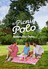 """KFC will give away a limited number of """"Picnic Polos"""" at a Springfield restaurant on Wednesday."""