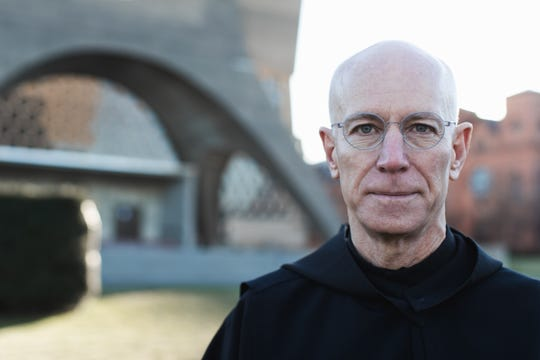 Father Columba Stewart, OSB, a St. John's University monk, has been named 2019 Jefferson Lecturer in the Humanities by the National Endowment for the Humanities.