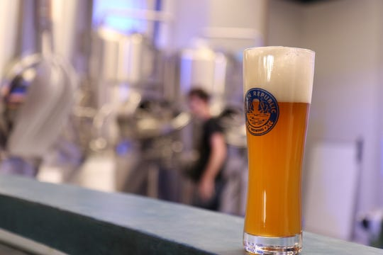 Ocean Republic Brewing Company opens Friday, July 26, in Stuart.