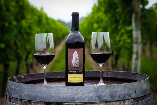 Clovis Point winery.