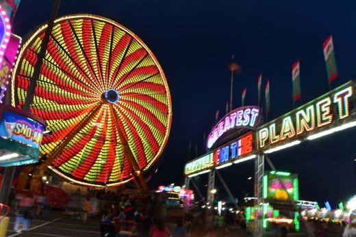 Delaware State Fair turns 100: Here's what's happening in Harrington