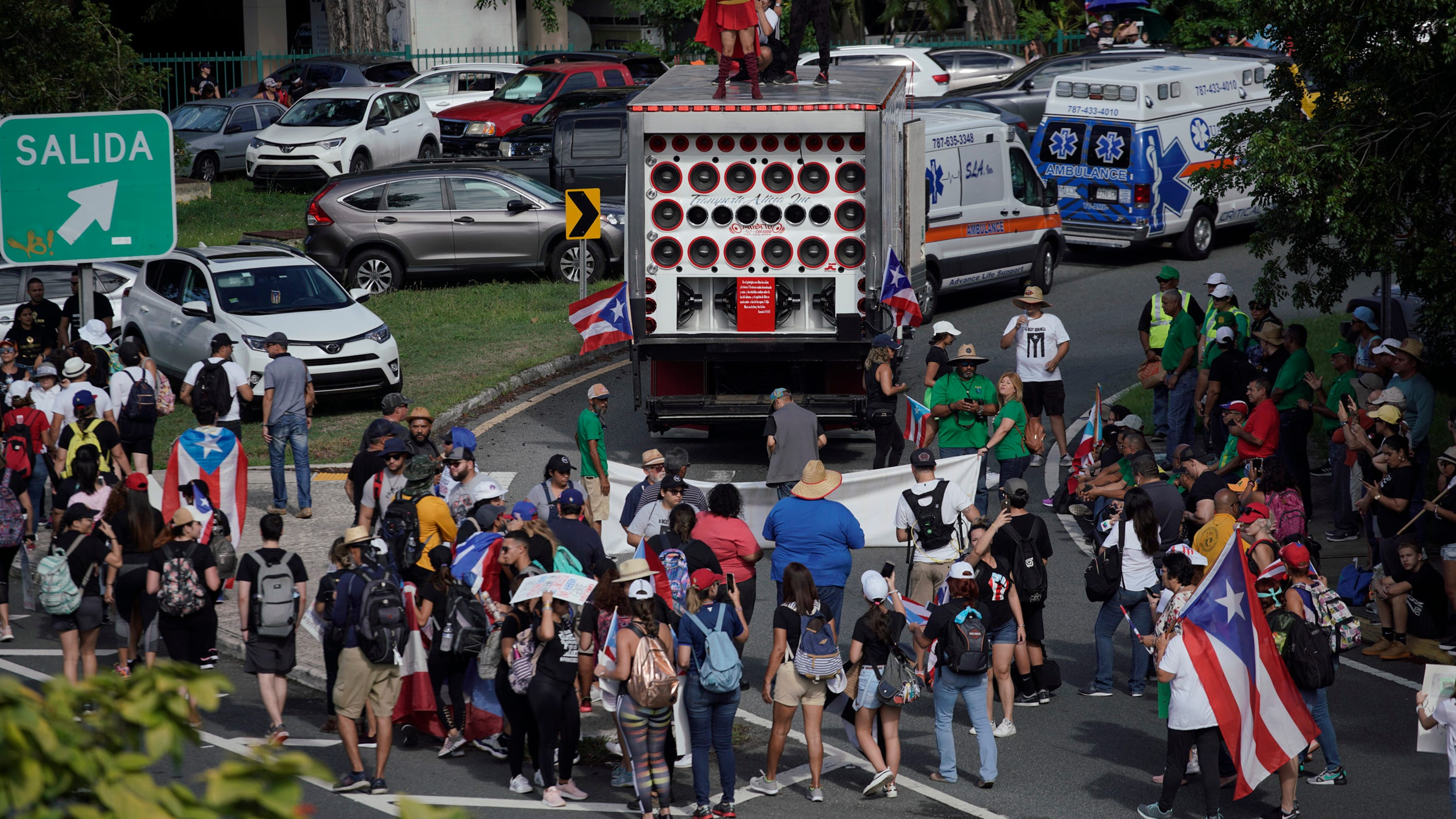 Royal Caribbean, MSC Cruises cancel port stops in Puerto Rico ahead of planned protests